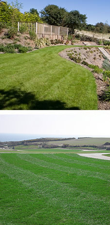 Turf & Lawns - Quest Landscapes Isle of Man
